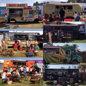 UAE food trucks