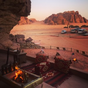 Wadi Rum Sun City Camp - Jordan