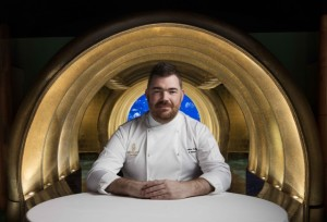 Chef Nathan Outlaw - Burj Al Arab - Dubai restaurants