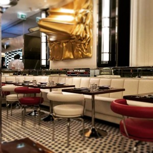 Firebird Diner by Michael Mina - Dubai restaurants