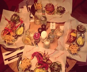Burger & Lobster Dubai