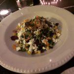 Chop salad - Weslodge Saloon - Dubai restaurants - Foodiva
