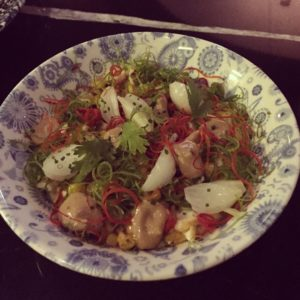 Creamed corn - Weslodge Saloon - Dubai restaurants - Foodiva