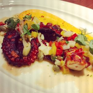 JB's Gastropub - grilled octopus - Dubai restaurants - Foodiva
