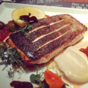JB's Gastropub - salmon - Dubai restaurants - Foodiva
