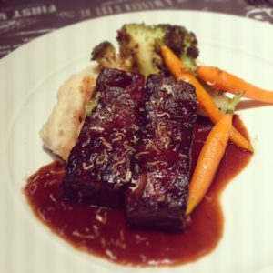 JB's Gastropub - slow-cooked beef short ribs - Dubai restaurants - Foodiva
