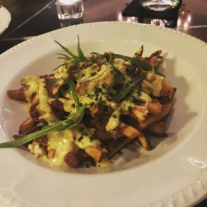 Lobster poutine - Weslodge Saloon - Dubai restaurants - Foodiva