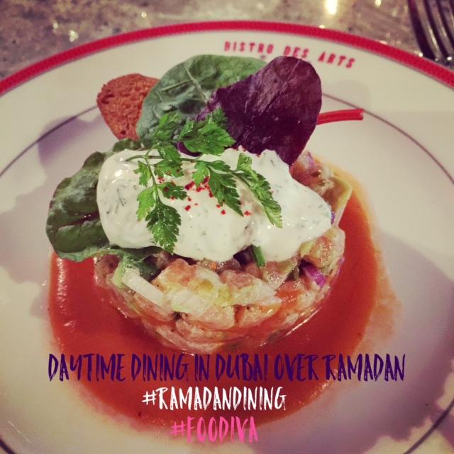#RamadanDining - Daytime dining in Dubai over Ramadan