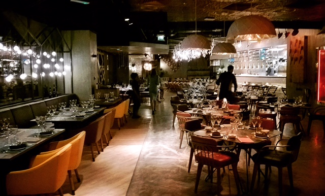 Bu Trinity Abu Dhabi - Abu Dhabi restaurants - Foodiva