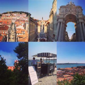 Lisbon's landmarks - Lisbon - Portugal - FooDiva