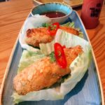 Lobster and crab croquettes - Ting Irie - Dubai restaurants - FooDiva