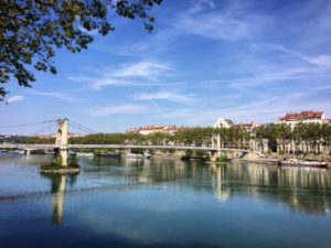 Lyon by day - Lyon rivers - France - FooDiva