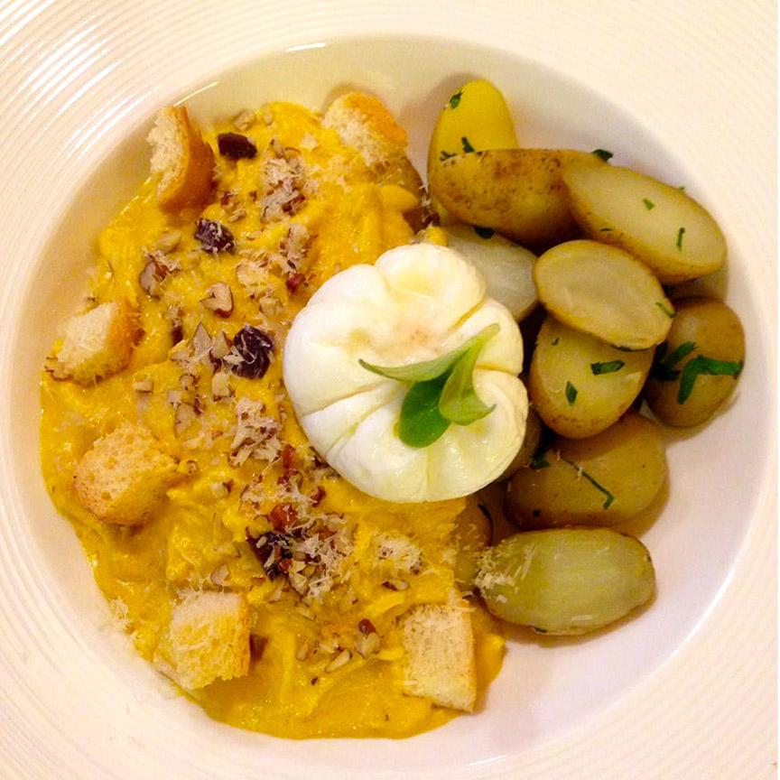 Aji de Gallina - Ceviche Dubai - Dubai restaurants - FooDiva