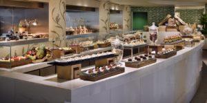 Giardino brunch - Palazzo Versace Dubai - Dubai brunches - Foodiva
