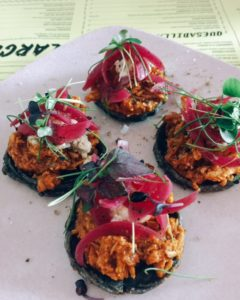 Muchachas - sopes - Dubai restaurants - FooDiva