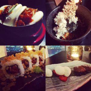 Namu's food at W - Dubai restaurants - FooDiva