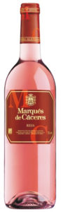 Marques de Caceres Rioja Rose, Spain, 2015 - Wines in UAE - #FooDivaVino