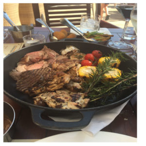 Sofitel Palm brunch - Dubai brunches - Mr & Mrs Brunch - Foodiva