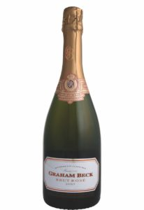 Brut Rose Vintage Graham Beck - Wines in UAE - FooDiva - #FooDivaVino