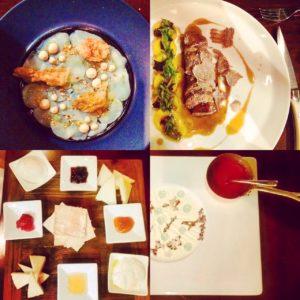 Roberto's Abu Dhabi food