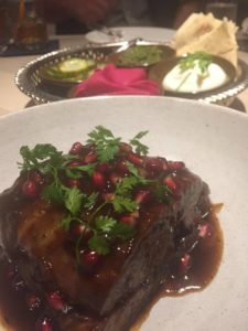 14 hour braised lamb - Morah Dubai - Dubai restaurants - Foodiva