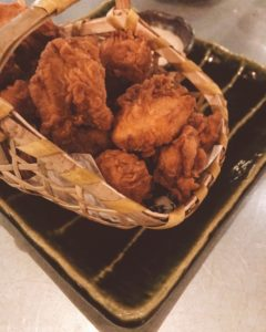 Chicken karaage - Aji The Palm Dubai - Dubai restaurants - Foodiva