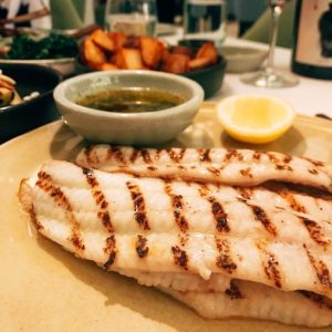 Dover sole - The Atlantic Dubai - Dubai restaurants - Foodiva