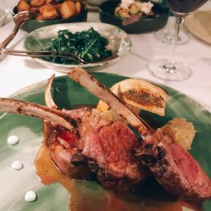 Rack of lamb - The Atlantic Dubai - Dubai restaurants - Foodiva