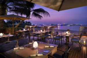 The Beach Bar & Grill Terrace, The Palace, One&Only Royal Mirage, Dubai - Dubai restaurants - FooDiva - #GoldenOldiesDubai
