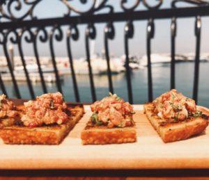 Spiced beef tartare - 3 Fils - Dubai restaurants - Foodiva