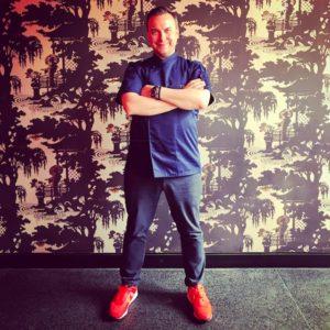 Chef Tim Raue at Dragonfly - Dubai restaurants - Foodiva