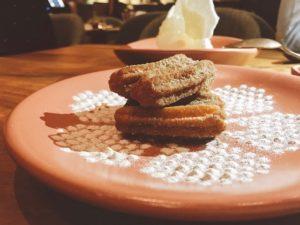 Peyote Dubai - churros - Dubai restaurants - Foodiva