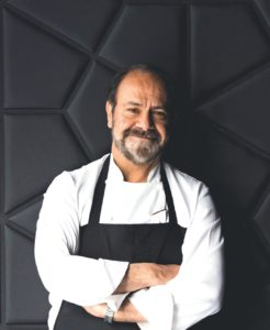 Chef Greg Malouf - Zahira - Dubai restaurants - Foodiva