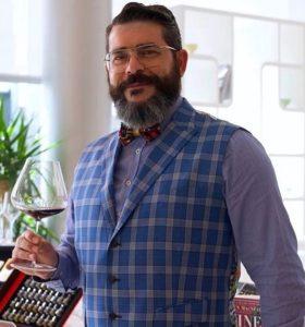 Luca Gagliardi - Wines in UAE - #FooDivaVino