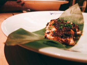 Steamed deboned snapper with black bean sauce - Maiden Shanghai - Dubai restaurants - Foodiva