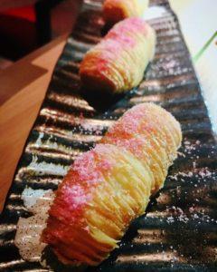 Turnip puffs - Maiden Shanghai - Dubai restaurants - Foodiva