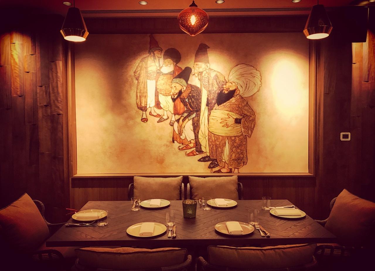 Zahira Dubai - Greg Malouf - Dubai restaurants - Foodiva