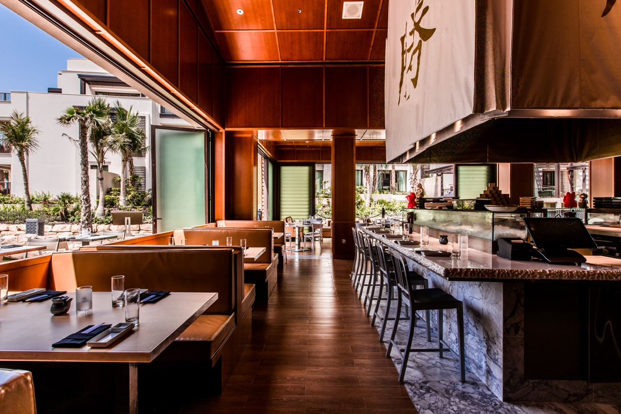 Katsuya by Starck - Dubai restaurants - FooDiva