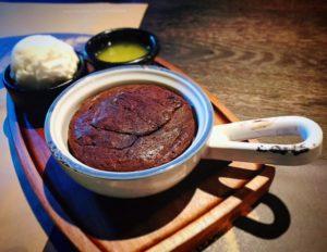 Moelleux au chocolat - Le Petit Belge - Dubai restaurants - Foodiva