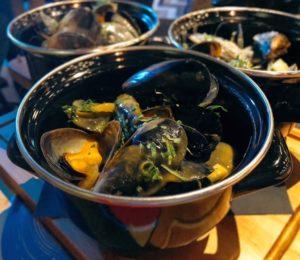 Mussel trio - Le Petit Belge - Dubai restaurants - Foodiva
