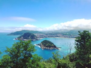 View of San Sebastian - San Sebastian, Spain - FooDiva