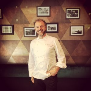 Chef Chris Galvin at Galvin Dubai - Dubai restaurants - Foodiva
