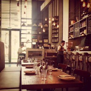 Izu Brasserie - Dubai restaurants - Foodiva
