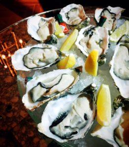 Oysters at Galvin Dubai - Dubai restaurants - FooDiva
