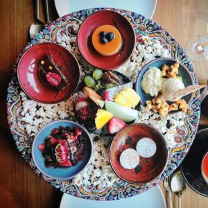 Coya Abu Dhabi brunch - Abu Dhabi brunches - FooDiva