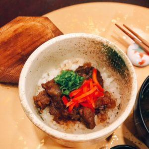 Kohantei - Wagyu rice bowl - Dubai restaurants - FooDiva