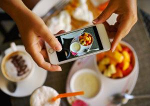 Instagram photo - Virtual Solutions - FooDiva - sharing food photos online