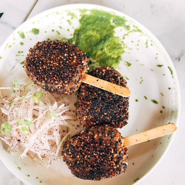 Kheema popsicle - Masti - Dubai restaurants - FooDiva