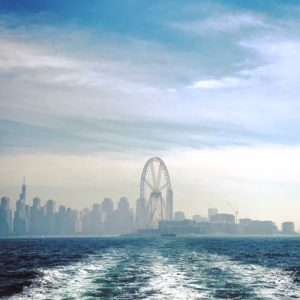 Dubai Ferry ride - Dubai boat tours - FooDiva