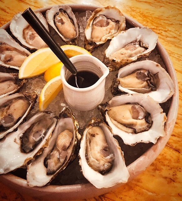 Where And What Oysters To Eat